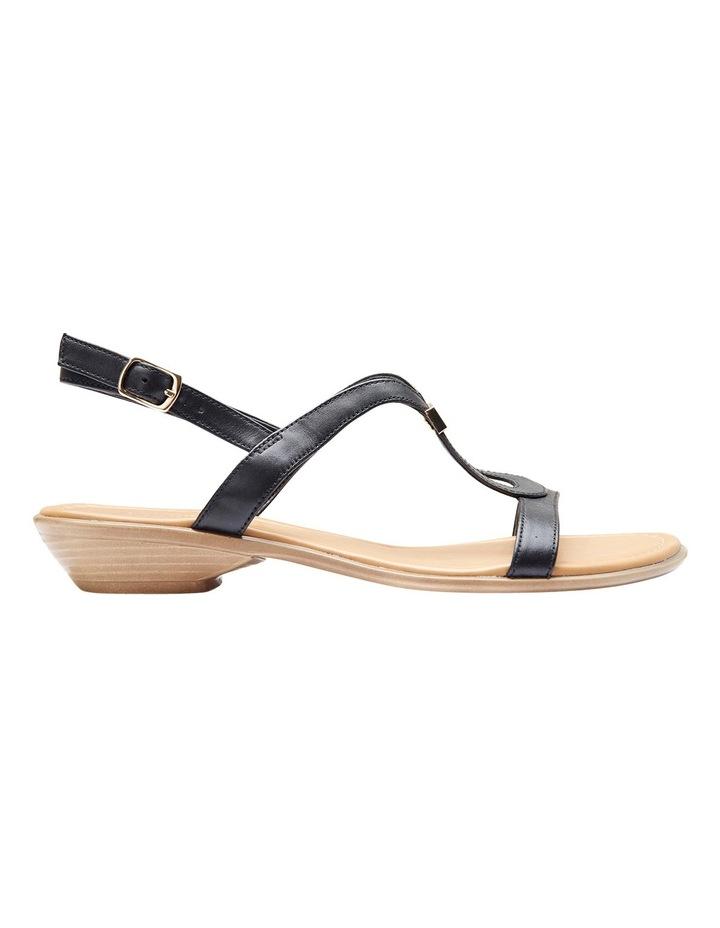 Sasha Pewter Metallic Sandal image 1
