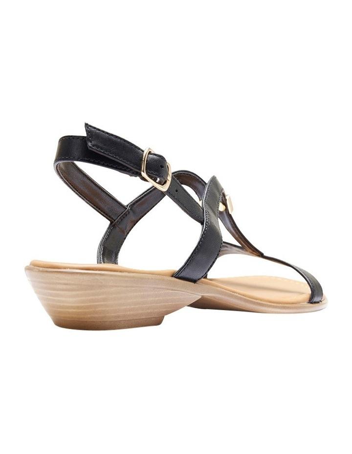 Sasha Pewter Metallic Sandal image 4