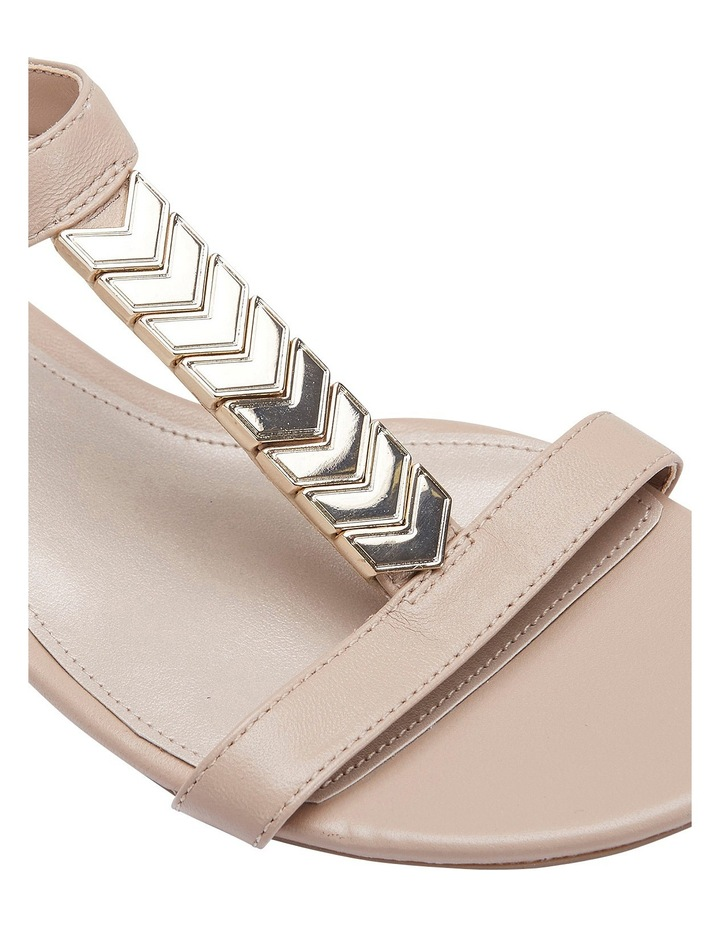 Arrow Nude Glove Sandal image 4
