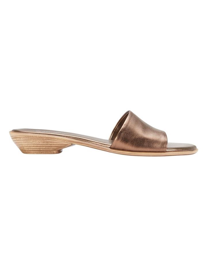 Saga Bronze Metallic Sandal image 1