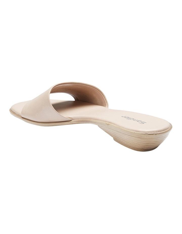 Saga Nude Glove Sandal image 3