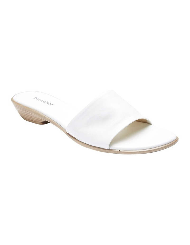 Saga White Glove Sandal image 2
