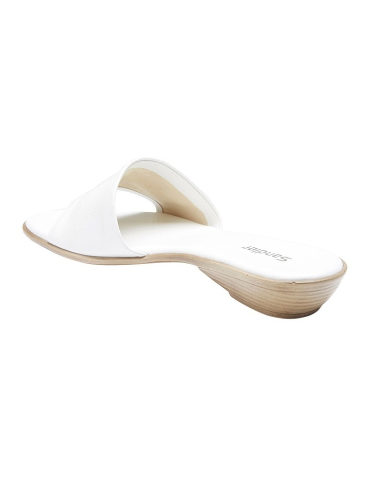 Saga White Glove Sandal image 3