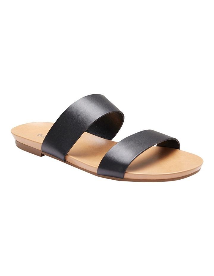 Malibu Black Glove Sandal image 2