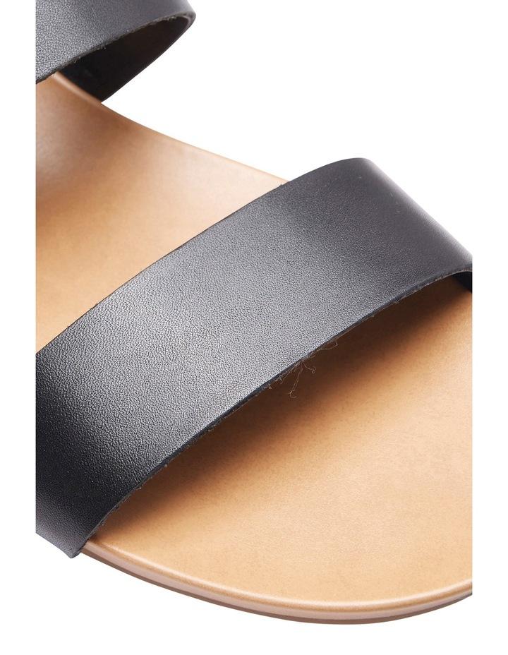 Malibu Black Glove Sandal image 3
