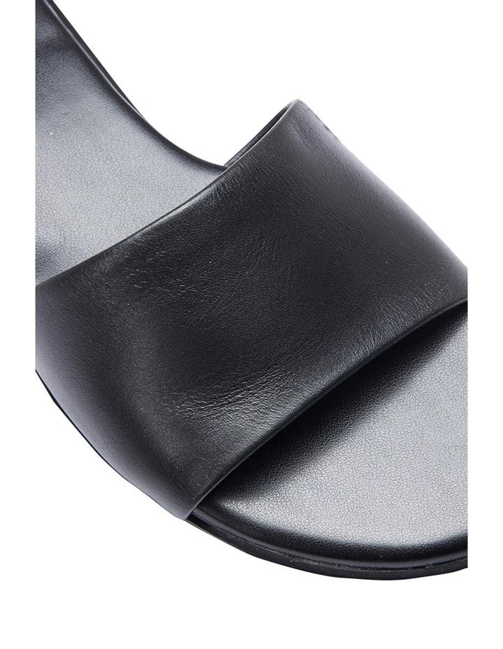 Saga Black Glove Sandal image 4