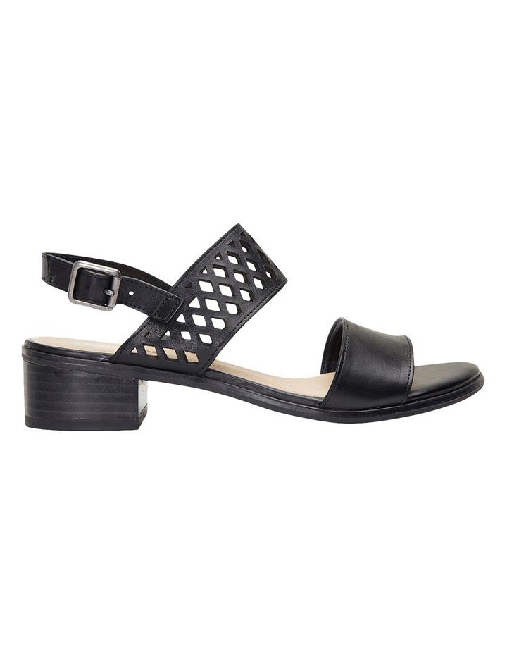 Panama Black Glove Sandal image 1