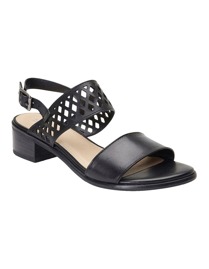 Panama Black Glove Sandal image 2
