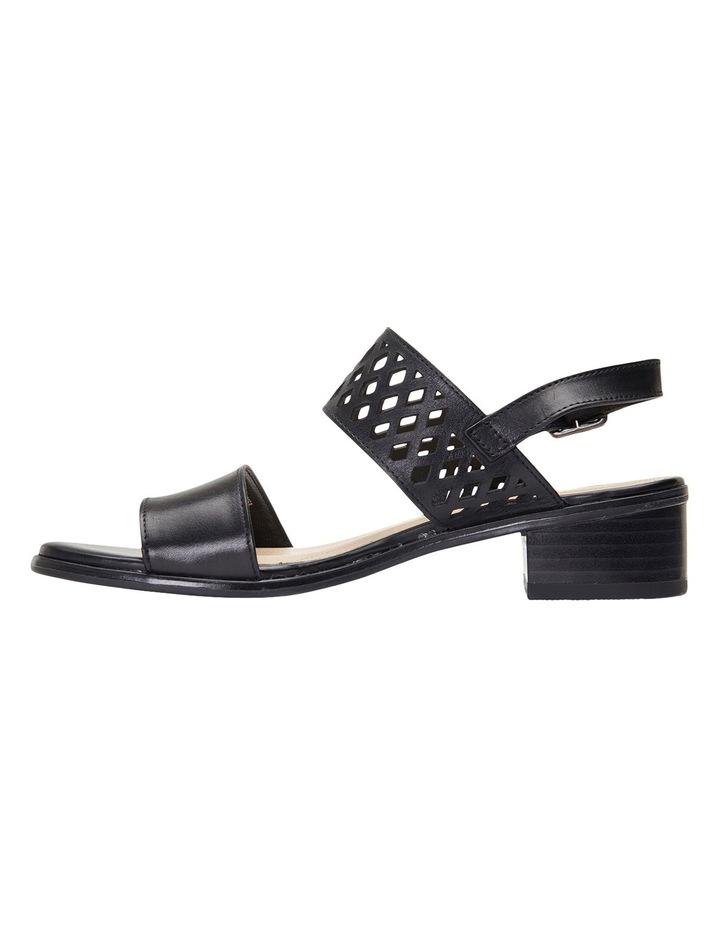 Panama Black Glove Sandal image 3