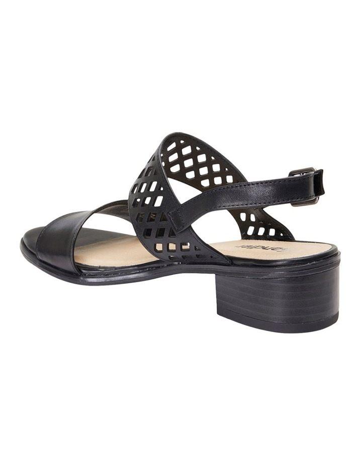 Panama Black Glove Sandal image 4