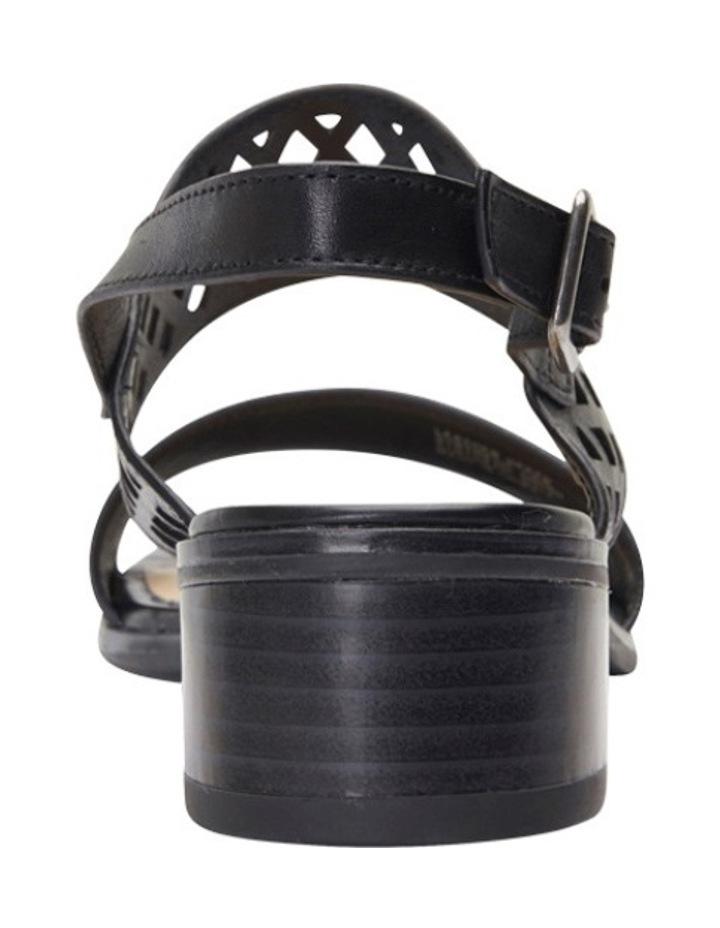 Panama Black Glove Sandal image 5