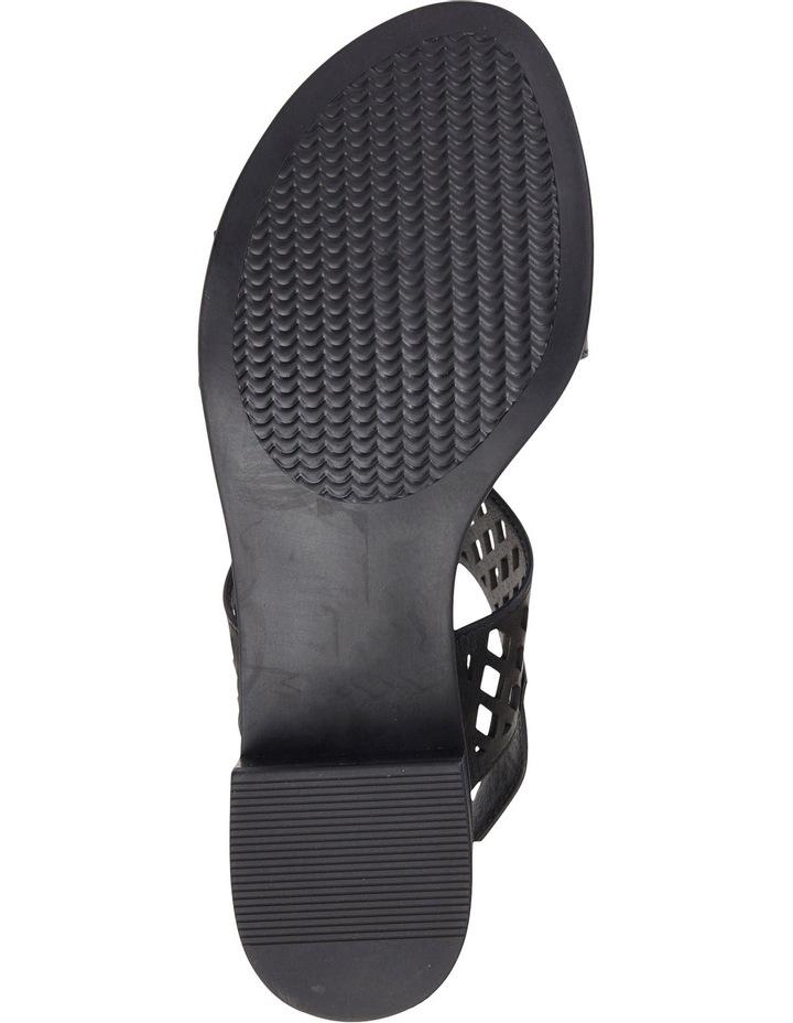Panama Black Glove Sandal image 6