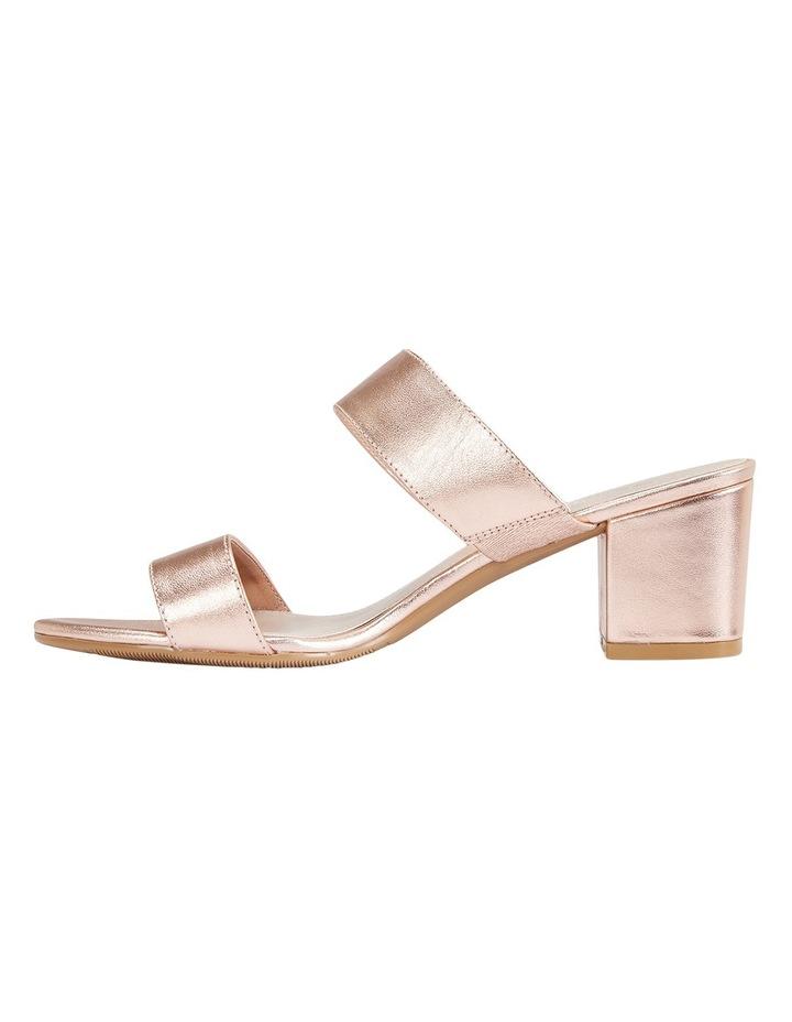 Ace Rose Gold Metallic Sandal image 3