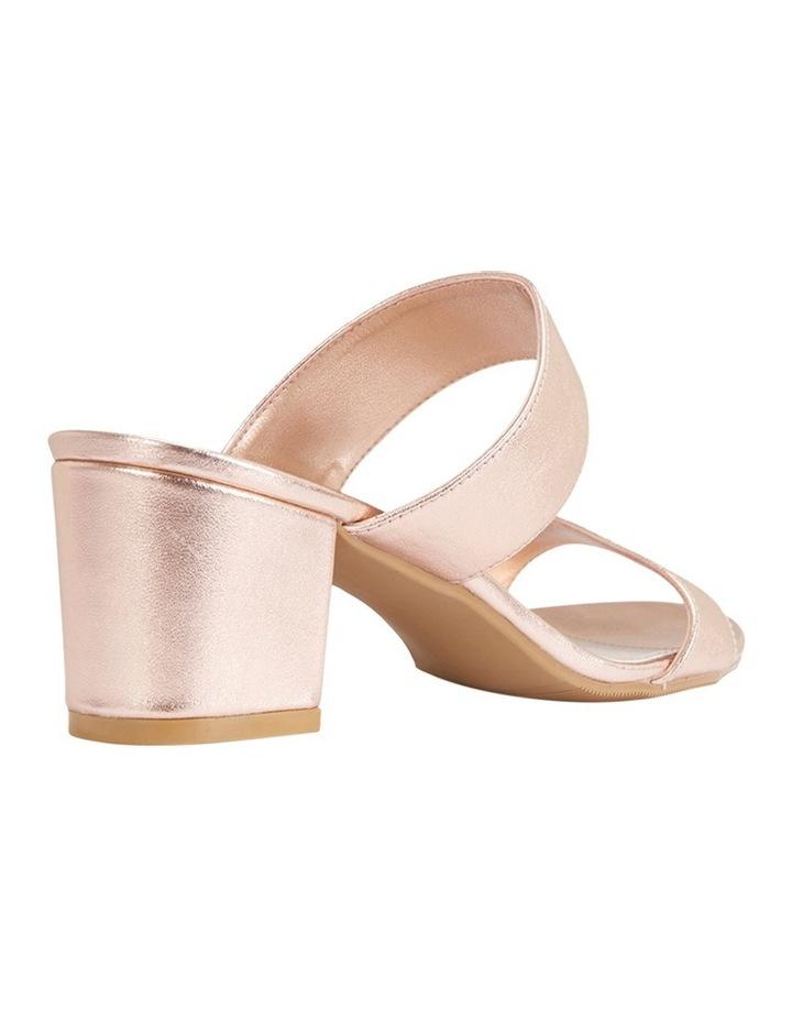 Ace Rose Gold Metallic Sandal image 8