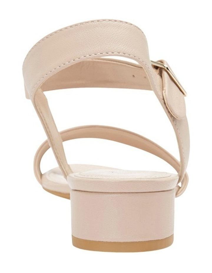 Aiken Nude Glove Sandal image 5