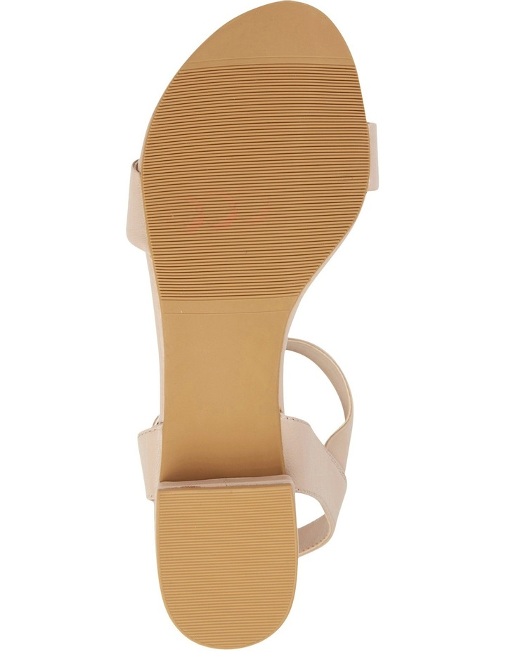 Aiken Nude Glove Sandal image 6