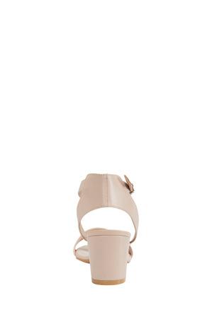 Sandler - Alpha Nude Glove Sandal