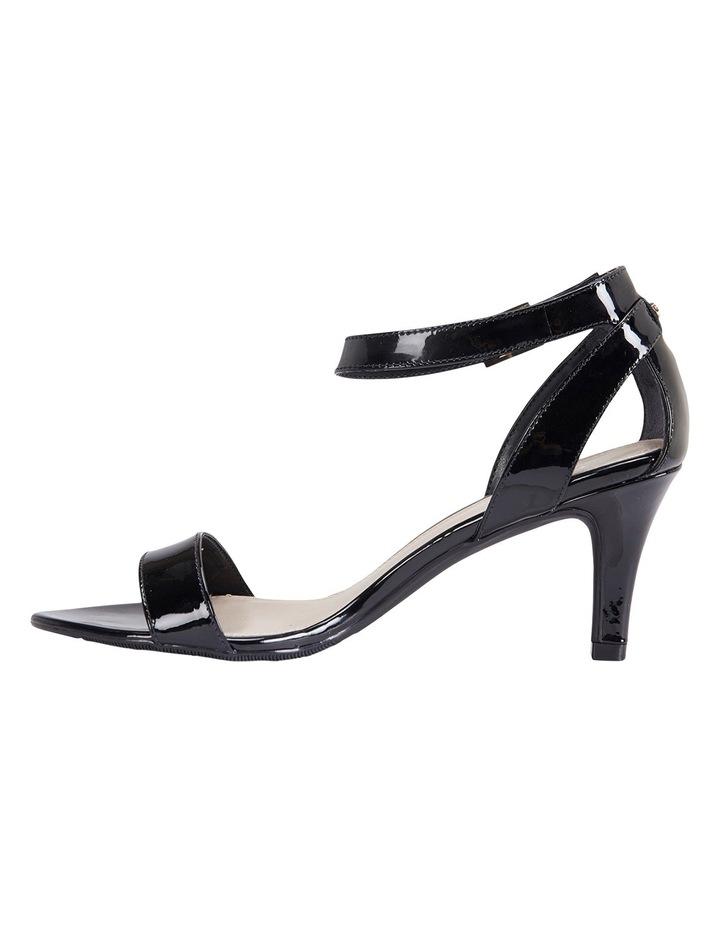 Amalfi Black Patent Sandal image 3