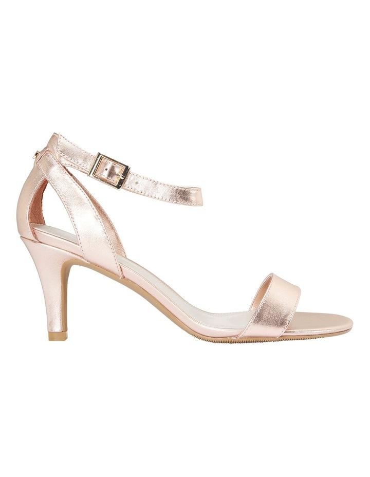 Amalfi Rose Gold Metallic Sandal image 1