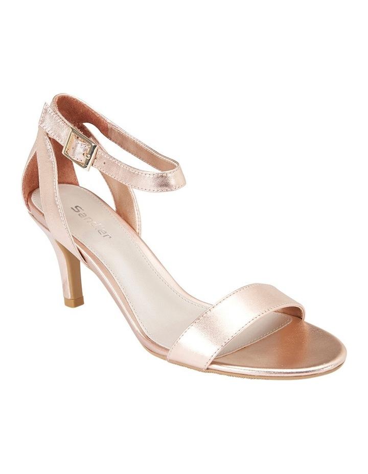 Amalfi Rose Gold Metallic Sandal image 2