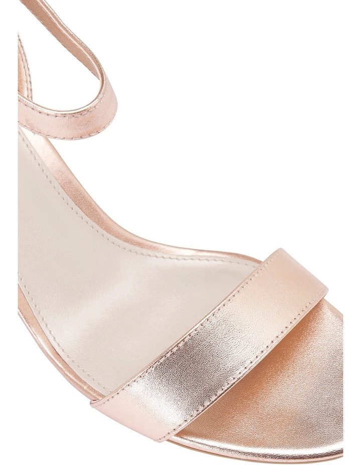 Amalfi Rose Gold Metallic Sandal image 3