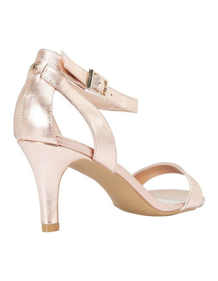 Amalfi Rose Gold Metallic Sandal image 4
