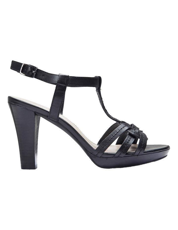 Cobra Black Glove Sandal image 1