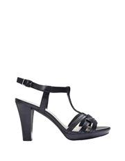 Sandler - Cobra Black Glove Sandal