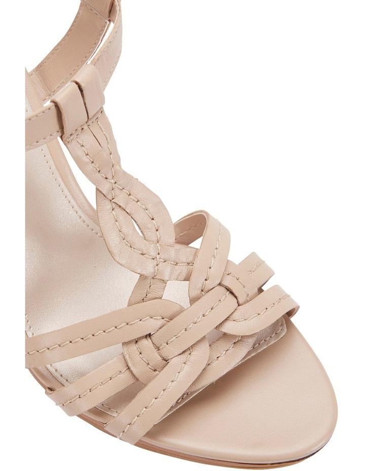 Cobra Nude Glove Sandal image 3