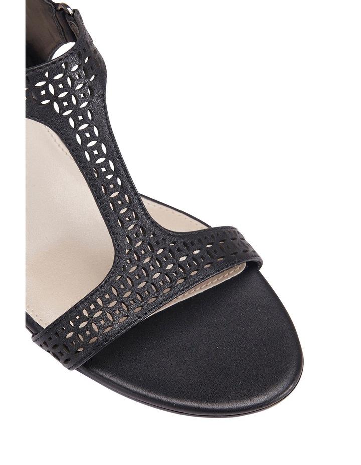Quota Black Glove Sandal image 3