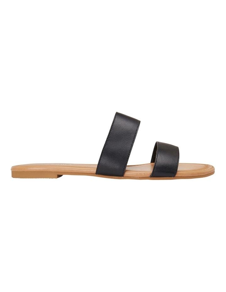 Deuce Black Glove Sandal image 1