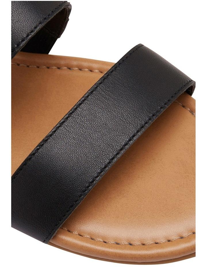 Deuce Black Glove Sandal image 4