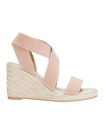 09d65a9708 Sandler Alamo Blush Elastic Sandal
