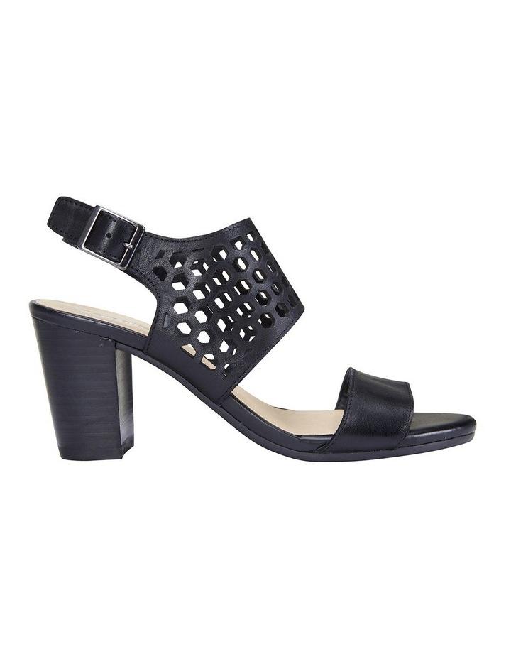 Benson Black Glove Sandal image 1
