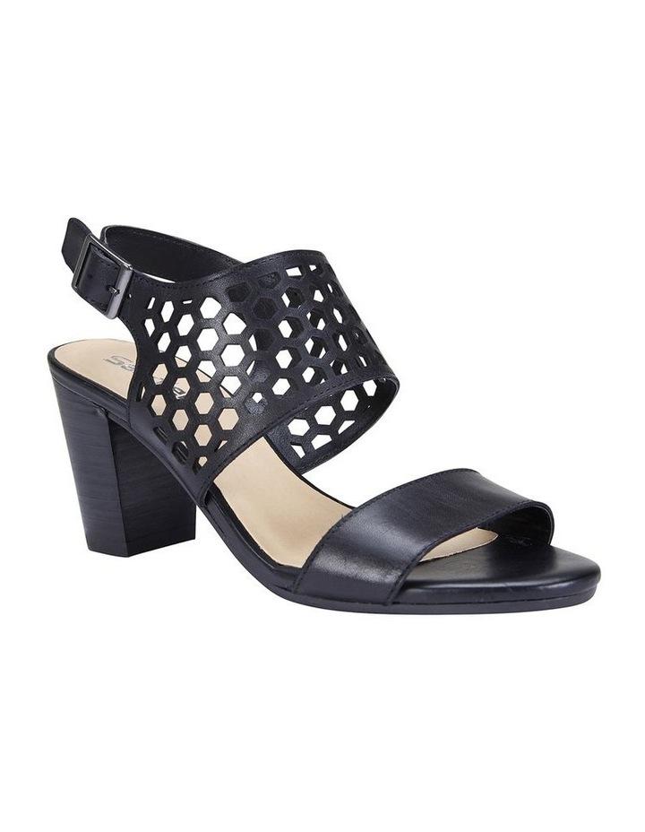 Benson Black Glove Sandal image 2