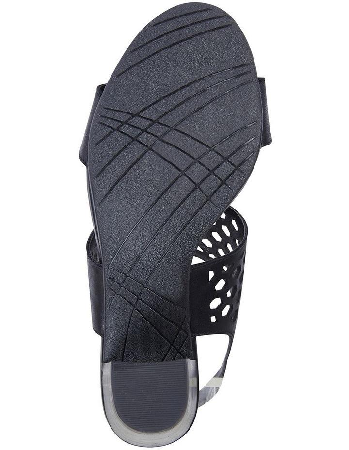 Benson Black Glove Sandal image 6