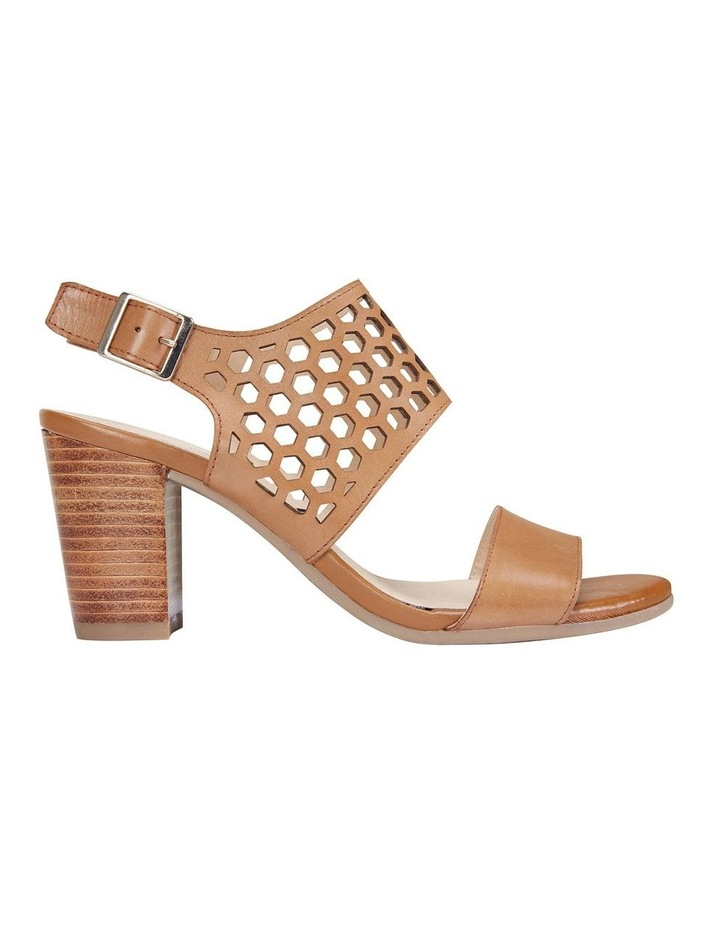 Benson Tan Glove Sandal image 1