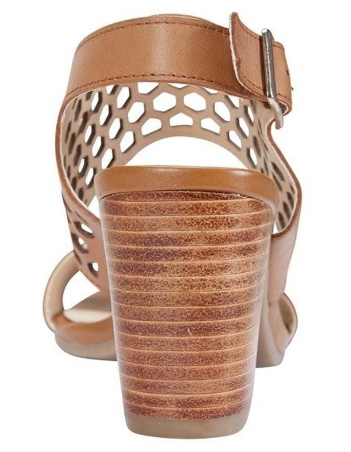 Benson Tan Glove Sandal image 5