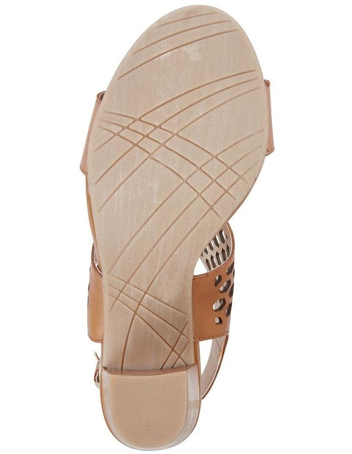 Benson Tan Glove Sandal image 6