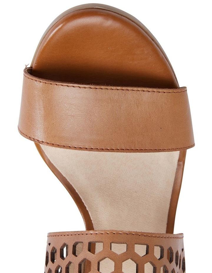 Benson Tan Glove Sandal image 7