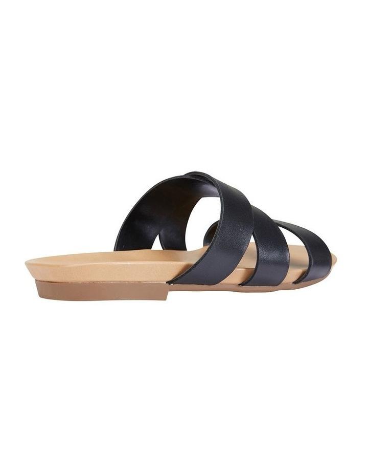 Milson Black Glove Sandal image 4