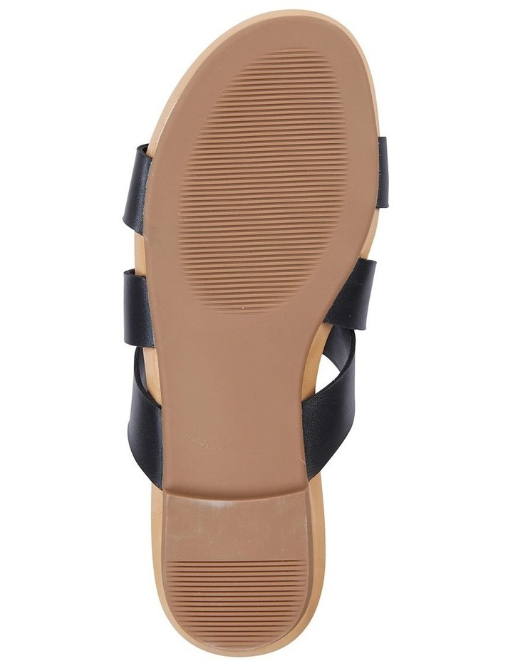 Milson Black Glove Sandal image 6