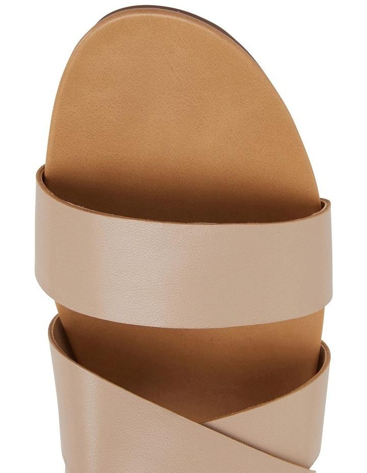 Milson Nude Glove Sandal image 7