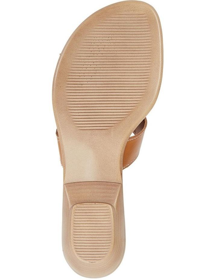 Sahara Cognac Glove Sandal image 6