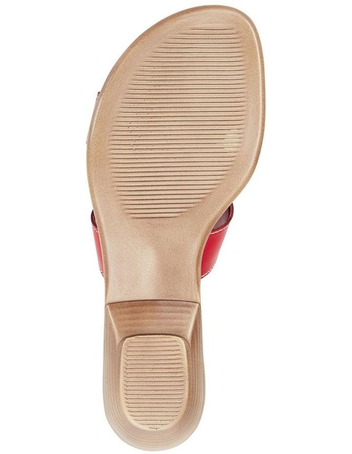 Sahara Red Glove Sandal image 6