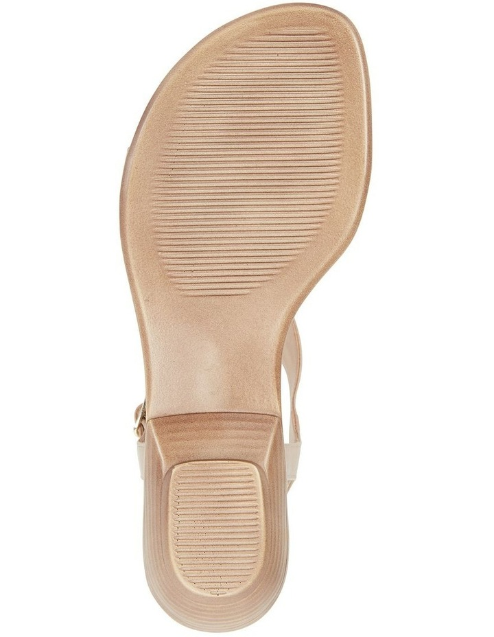 Sandra Nude Glove Sandal image 6