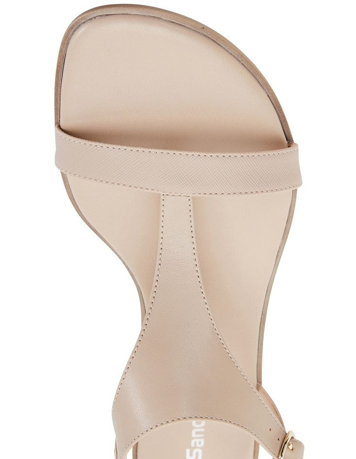 Sandra Nude Glove Sandal image 7
