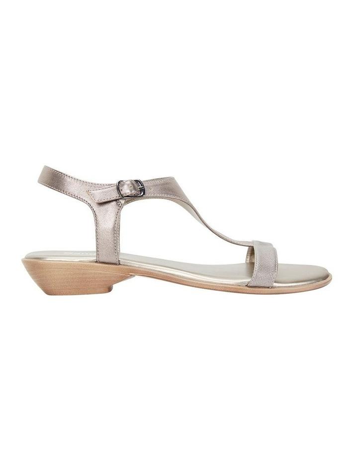 Sandra Pewter Metallic Sandal image 1