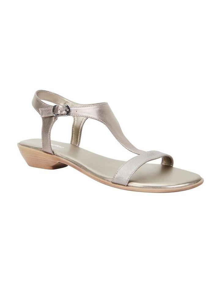 Sandra Pewter Metallic Sandal image 2