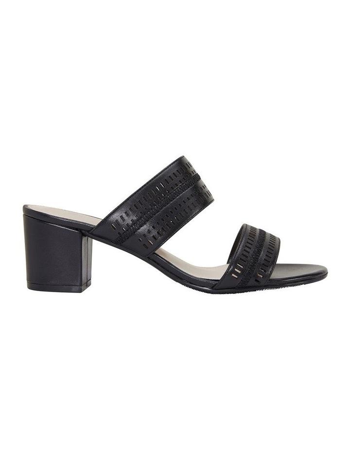 Ambrose Black Glove Sandal image 1
